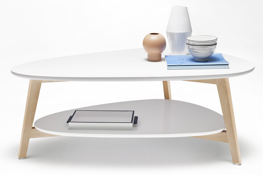 Table basse scandinave conforama table 28 images ta for Table basse scandinave gris et blanc
