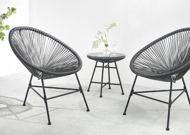 Mobilier de jardin BOBOCHIC - Lisa Design