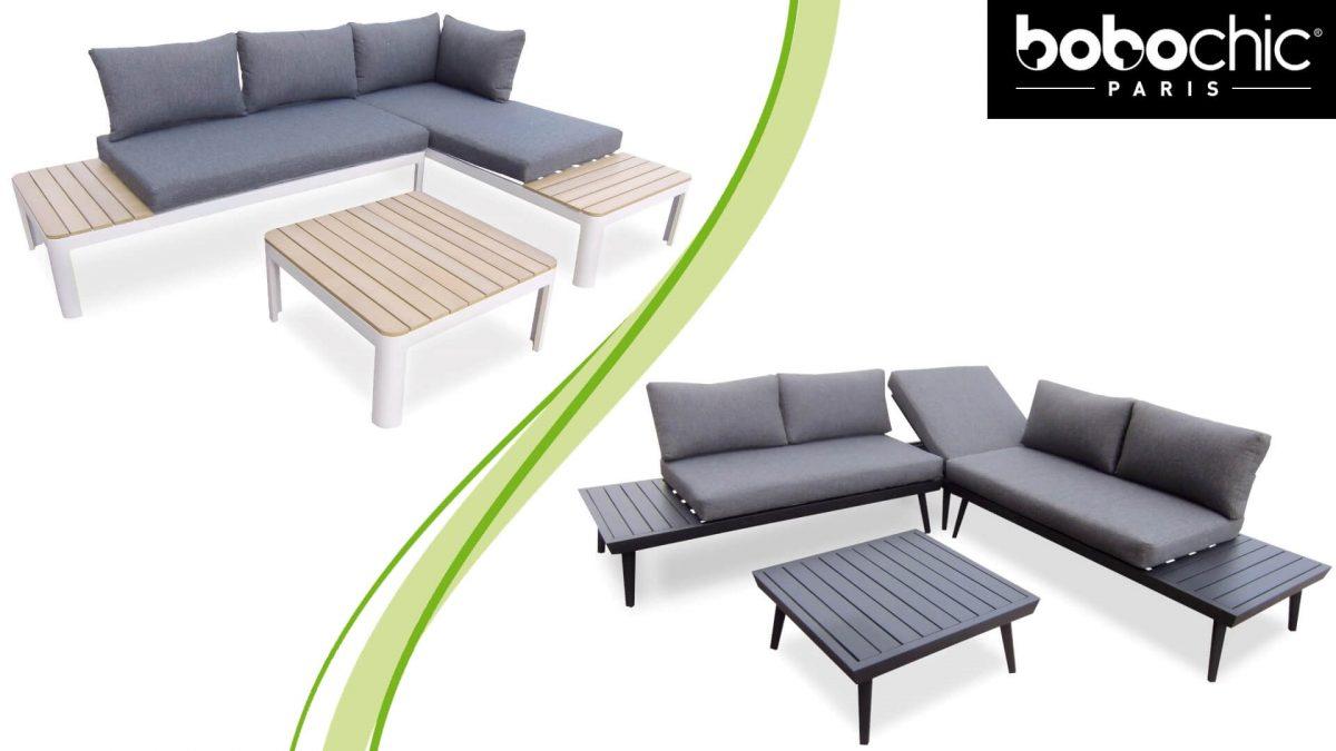 [Bons Plans] Les canapés d'angle extérieurs de Bobochic Paris
