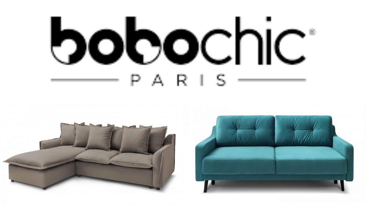 Les dernières nouveautés Bobochic : les canapés Mona et Torp
