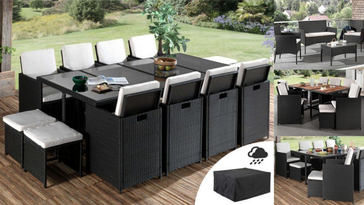 Notre mobilier de jardin débarque enfin chez Best Mobilier !