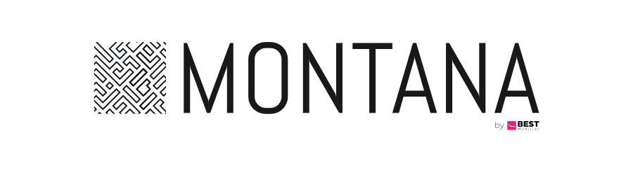 Présentation du canapé d'angle gauche convertible Montana
