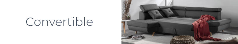 linea canap d 39 angle droit convertible scandinave l 252 x p 190cm conforama. Black Bedroom Furniture Sets. Home Design Ideas