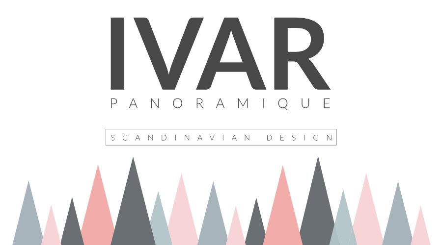 Ivar est un canapé panoramique au design scandinave